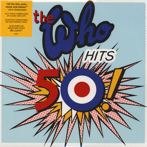 Who, The - The Who Hits 50