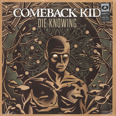 Comeback Kid - Die Knowing Coloured Limited Edition