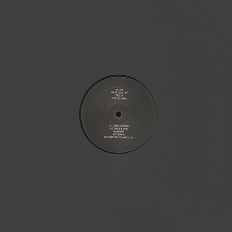 Kloke - First Light EP
