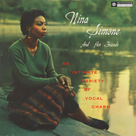 Nina Simone & Her Friends - An Intimate Variety Of Vocal Charm