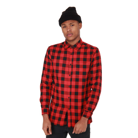 Akomplice x Ride - Lumberjack Button Up Shirt