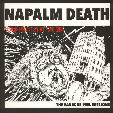 Napalm Death - The Earache Peel Sessions Green Vinyl Edition