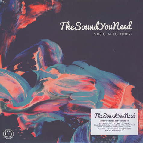V.A. - The Sound You Need - Music At Its Finest