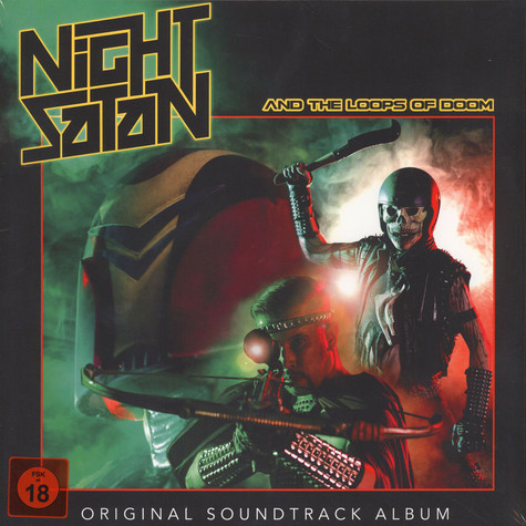 Nightsatan - OST Nightsatan And The Loops Of Doom