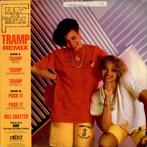 Salt 'N' Pepa - Tramp (Remix)