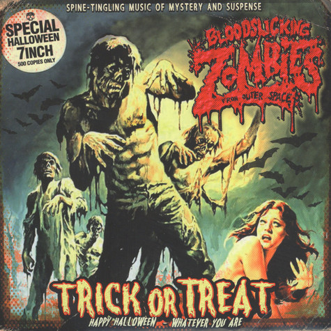 Bloodsucking Zombies From Outer Space - Trick Or Treat