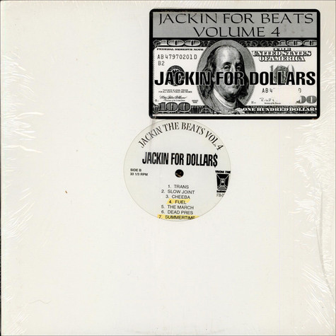 Unknown Artist - Jack In The Beats Volume 4