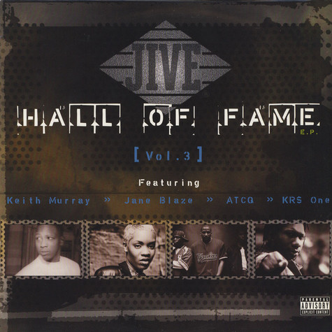 V.A. - Hall Of Fame EP Vol. 3