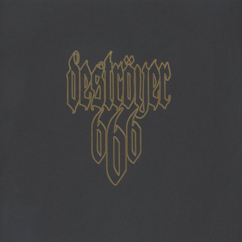 Destroyer 666 - Unchain The Wolves Black Vinyl Edition