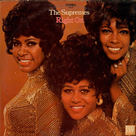 Supremes, The - Right On