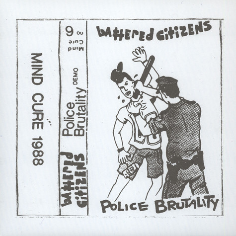 Battered Citizens - Police Brutality Demo