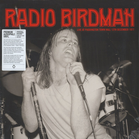 Radio Birdman - Live At Paddington Town Hall '77