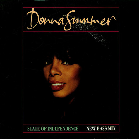 Donna Summer - State Of Independence (New Bass Mix)