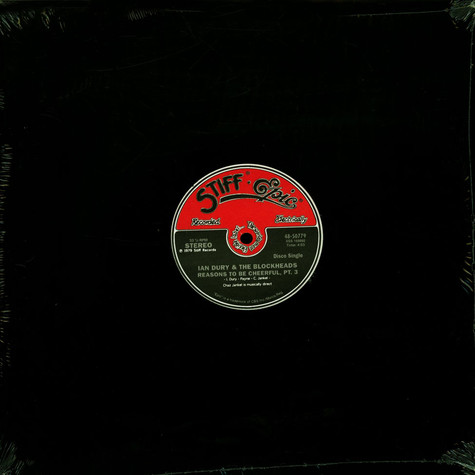 Ian Dury And The Blockheads - Reasons To Be Cheerful, Pt. 3