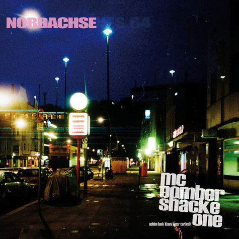 Nordachse (MC Bomber & Shacke One) - Nordachse LP