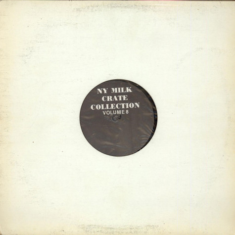 V.A. - NY Milk Crate Collection Volume 8