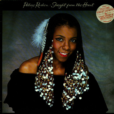 Patrice Rushen - Straight From The Heart