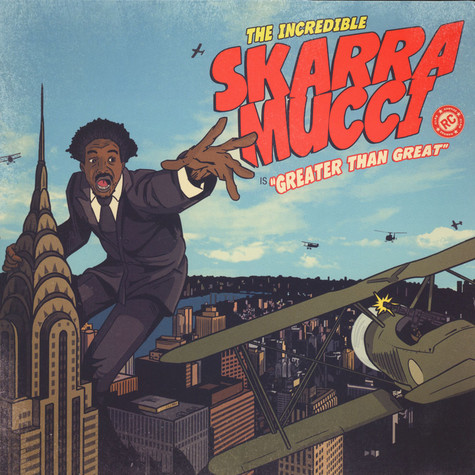 Skarra Mucci - Greater Than Great (Damaged Sleeve)