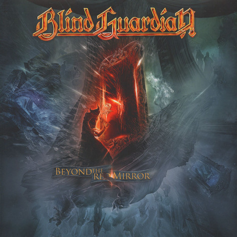 Blind Guardian - Beyond The Red Mirror Black Vinyl Edition
