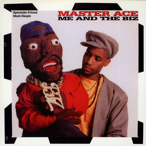 Masta Ace - Me And The Biz