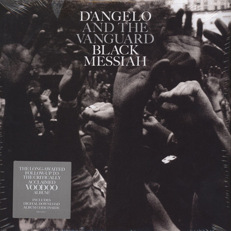 D'Angelo & The Vanguard - Black Messiah