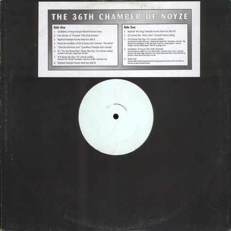 V.A. - The 36th Chamber Of Noyze
