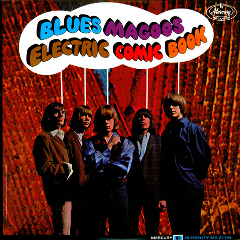 Blues Magoos - Electric Comic Book