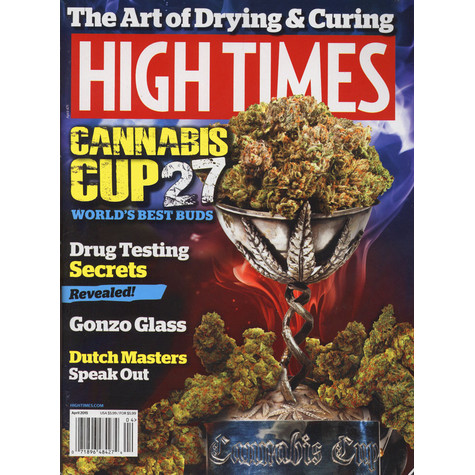 High Times Magazine - 2015 - 04 - April