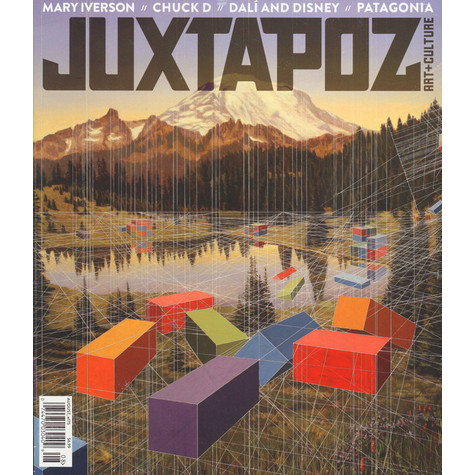 Juxtapoz Magazine - 2015 - 08 - August
