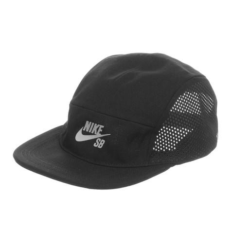 5c39e8fa042fb Nike SB - Performance 5-Panel Cap (Black   Refsil)