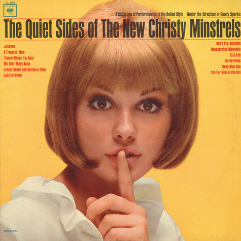 New Christy Minstrels, The - The Quiet Sides Of The New Christy Minstrels