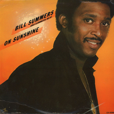 Bill Summers & Summers Heat - On Sunshine