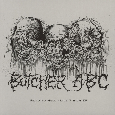 Butcher Abc - Road To Hell