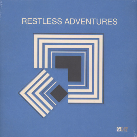 Klaus Layer - Restless Adventures Black Vinyl Edition