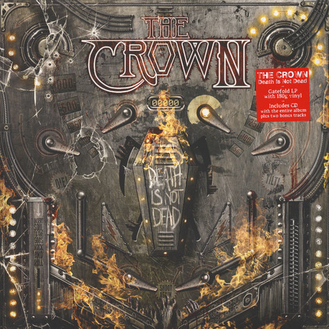 Crown, The - Death Is Not Deat
