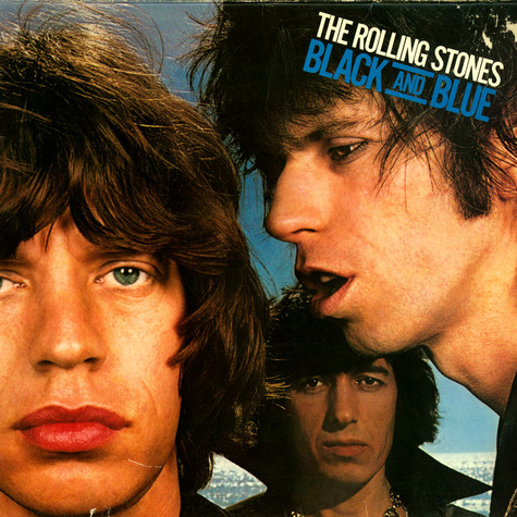 Rolling Stones, The - Black And Blue