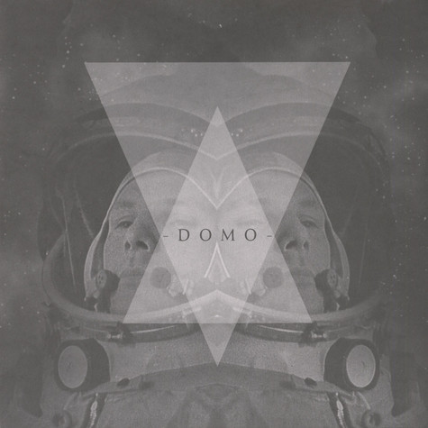 Domo - Domo Gold Cover / Black Vinyl Edition