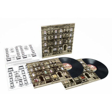 Led Zeppelin - Physical Graffiti Remastered Edition