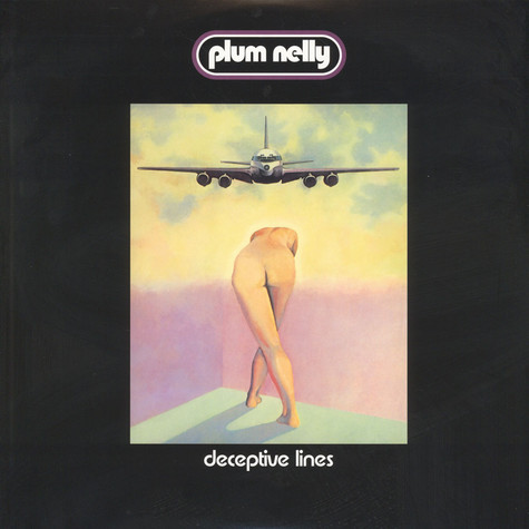 Plum Nelly - Deceptive Lines