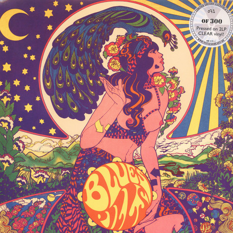 Blues Pills - Blues Pills Clear Vinyl Edition
