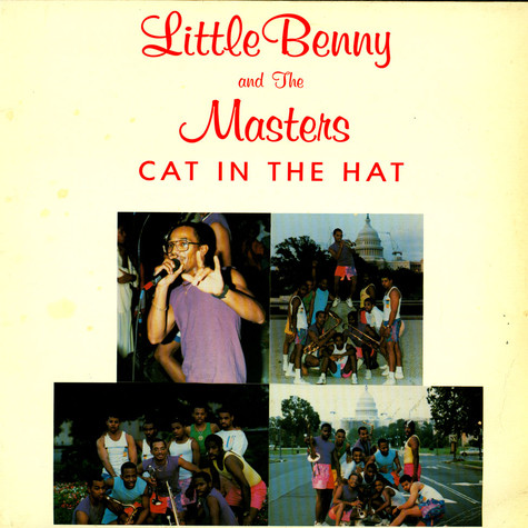 Little Benny & The Masters - Cat In The Hat