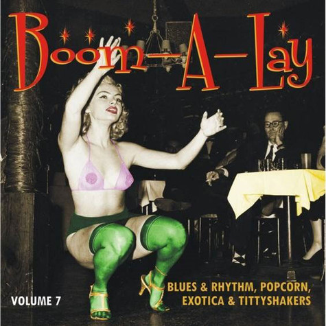 V.A. - Boo-A-Lay - Exotic Blues & Rhythm Volume 7