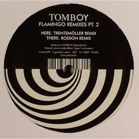 Tomboy - Flamingo (Remixes Pt. 2)
