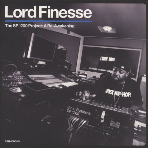 Lord Finesse - The SP1200 Project: A Re-Awakening Deluxe Edition