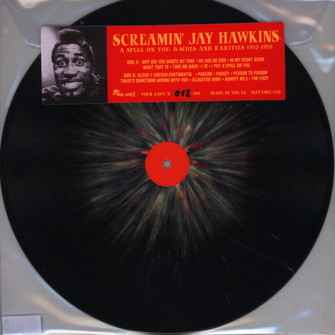 Screaming Jay Hawkins - A Spell On You: B-Sides And Rarities