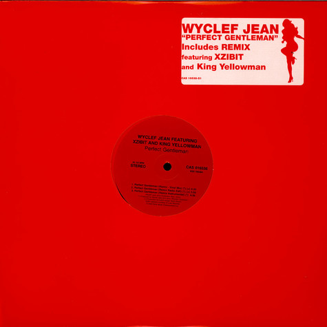 Wyclef Jean - Perfect Gentleman feat. Xzibit And Yellowman
