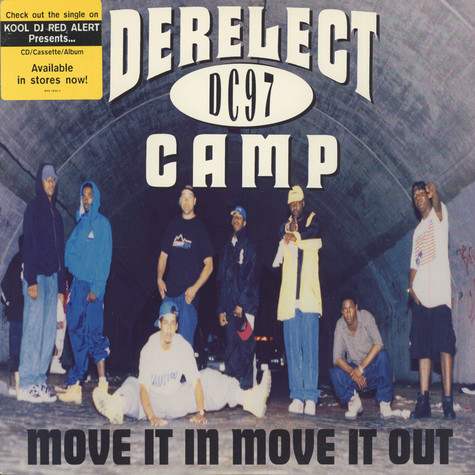 Derelect Camp - Move It In Move It Out