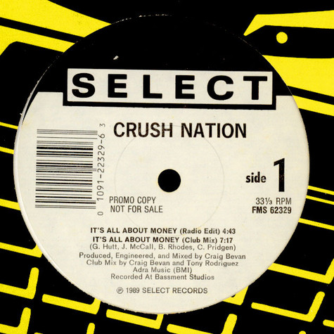 Crush Nation - But I Was Cool
