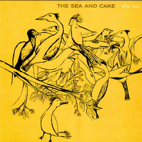 Sea And Cake, The - The Biz