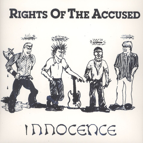 Rights Of The Accused - Innocence EP